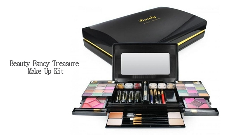 Beauty Fancy Treasure Make Up Kit