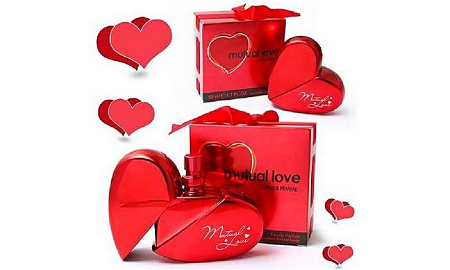 Pack of 2 Mutual Love Perfume for Her