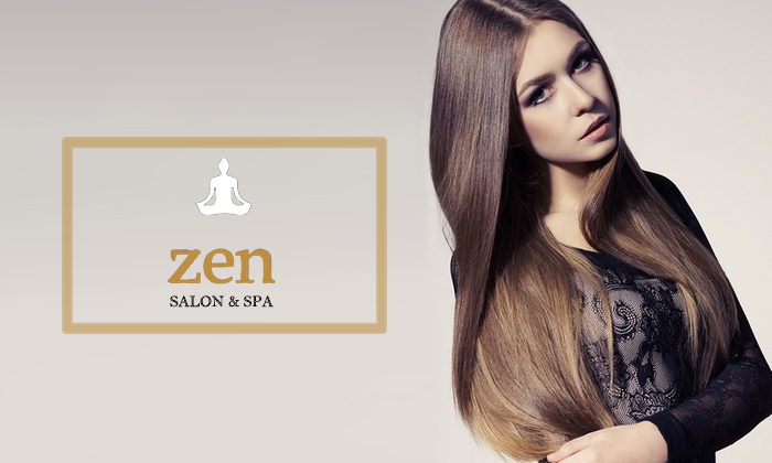Keratin Treatment + Resurfacing Facial From Zen-Salon & Spa DHA Phase 2, Lahore