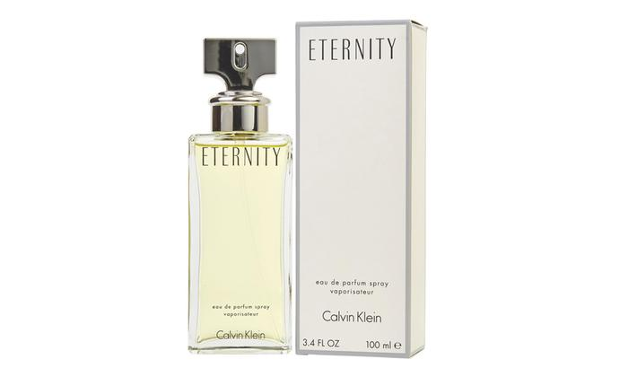 55% off, Rs 1575 only for Calvin Klein Eternity Perfume For Women