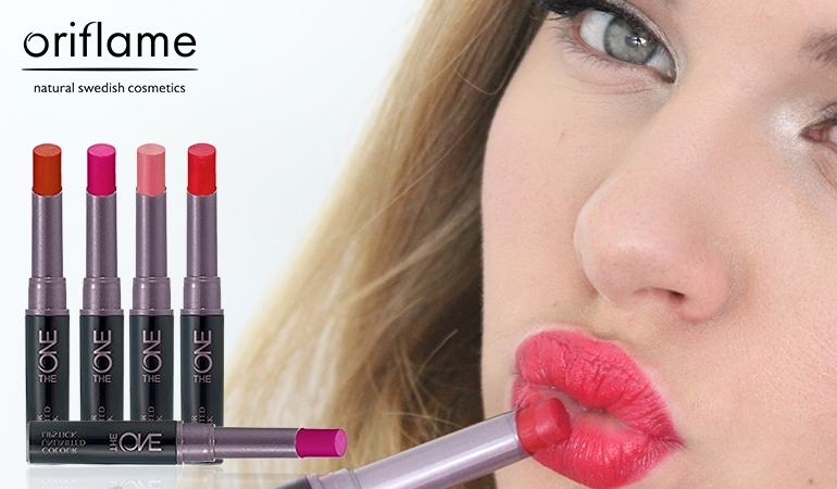 35% off, Rs 650 only for The ONE Colour Unlimited Matte Lipstick - FREE DELIVERY