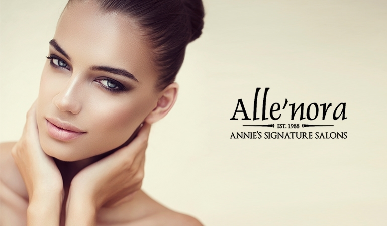 Stylize With Annie! Double Glow Whitening Facial + Whitening Skin Polisher + Express Manicure + Express Pedicure + Hair Cut Without Blow Dry or Hair Protein Treatment + Exfoliation Half Arms + Eyebrows & Upper Lip Threading From Allenora Annie Signature Salon