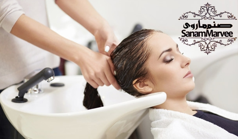 LOREAL or Keune Rebonding/ Xtenso/ relaxing + Haircut + 2 Protein Treatments (Shoulder length) by Sanam Marvee Salon