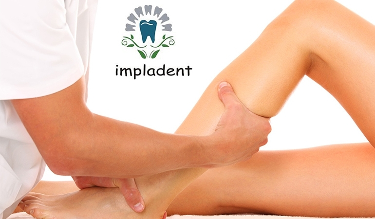 Female Physiotherapy for Joint and Muscle Pain / Relaxation at Impladent