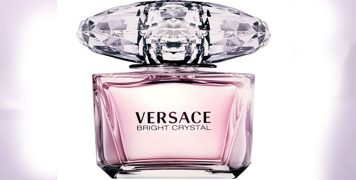 78% off, Rs 3850 only for Versace Bright Crystal Eau de Toilette Spray for Women (Original Pack)