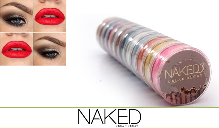 Naked Eyes & Lips