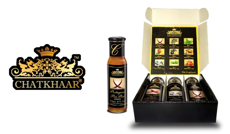 4 Exotic Sauces by Chatkhaar