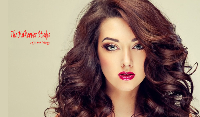 Full body waxing + manicure + pedicure + nail paint + uperlips eyebrow Threading from The Makeover Studio by Javeria Siddique, ittehad commercial, DHA phase 6 Karachi.