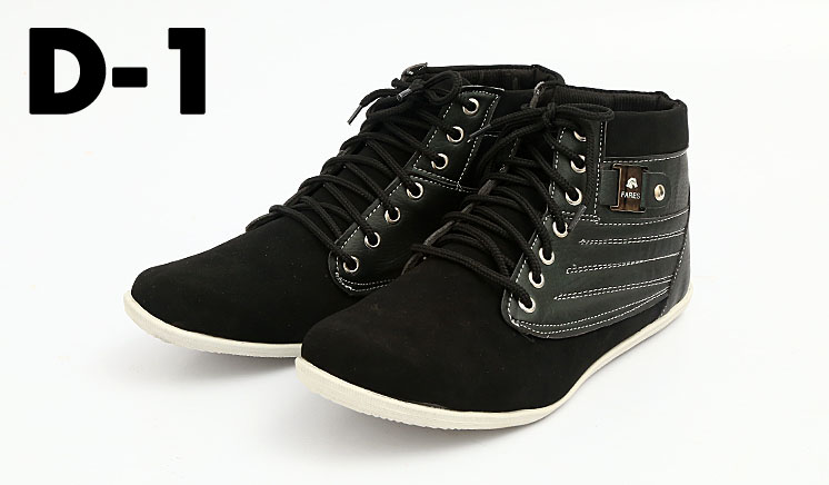 High Ankle Shoes for Men