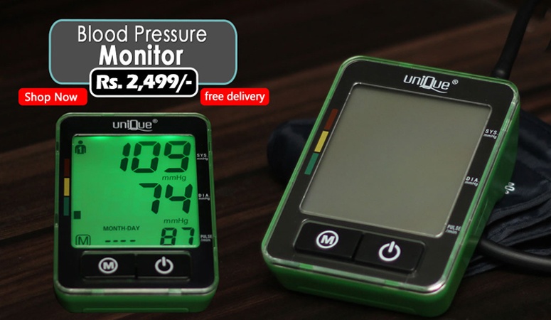 Blood Pressure Monitor by Unique®