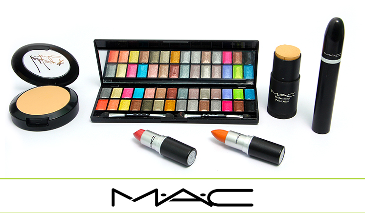 Pack of 6 MAC Products