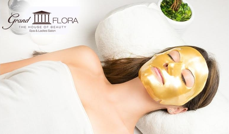 Get A Jansen Facial With Botanical Black Peel Off Mask Or Gold Peel Off Mask + Glowing Face Polish (Face Neck & Back) + Shama Face Wax + Front Bands Hair Cut Or Front Layers Hair Cut + Silky Hair Treatment + Dermacos Whitening Manicure + Dermacos Whitening Pedicure + Hand & Feet Scrubbing With Relaxing Feet & Hand Massage + Full Arms Halawa Wax + Half Legs Halawa Wax + Under Arms + Halawa Wax + Relaxing Hair Massage + Back Neck & Shoulder Massage By Grand Flora
