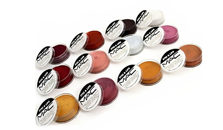Pack of 24 MAC Eye & Lips Shades