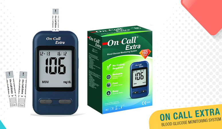 On Call Extra - Blood Glucose Monitoring System
