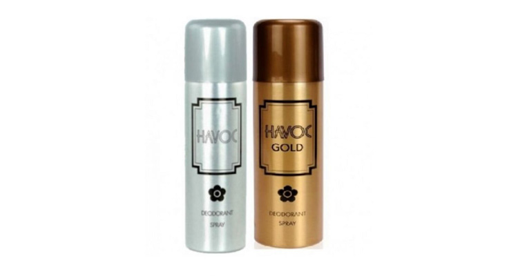 Havoc Body Spray