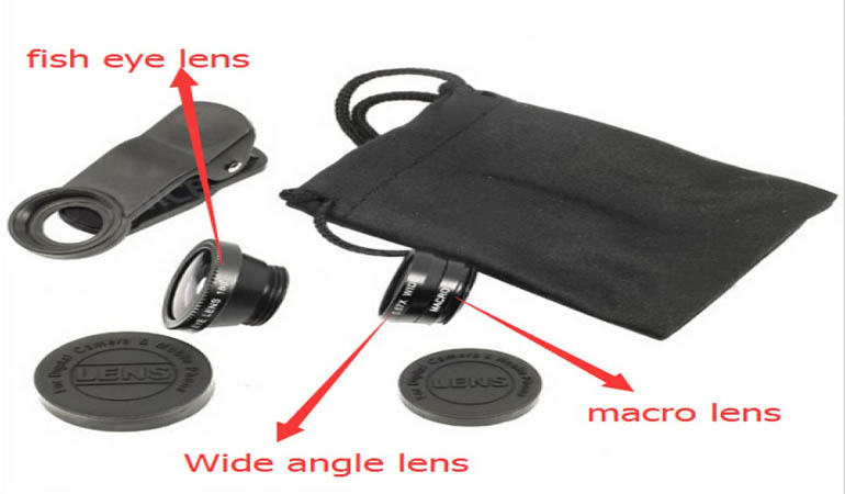 69% off, Rs 999 only for Mobile Camera Lens 3 In 1 Universal Clip - FREE DELIVERY.