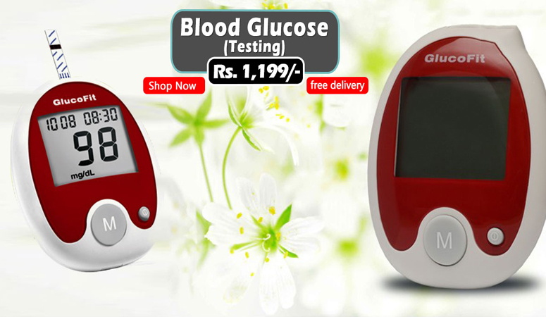 Blood Glucose (Testing) System by Gluco-fit