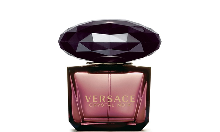 66% off, Rs 1375 only for Versace Crystal Noir Perfume for Women (First Copy)