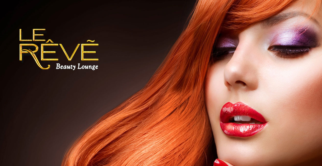 Golden Deal:  Party Makeup + Hair Wash + Hair Style Straightning or Blow Dry  + Threading (eyebrows & upper lips) + Dupita Setting and Nail Color Application for just Rs 3500/- only instead of Rs 11,600/- [70% off] at Le-Reve Beauty Salon Gulberg Lahore.