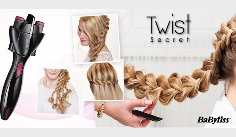 Babyliss Twist Secret Hair Style