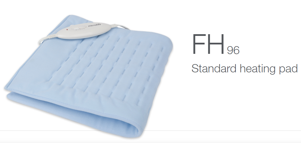 MICROLIFE STANDARD HEATING PAD MODEL FH 96