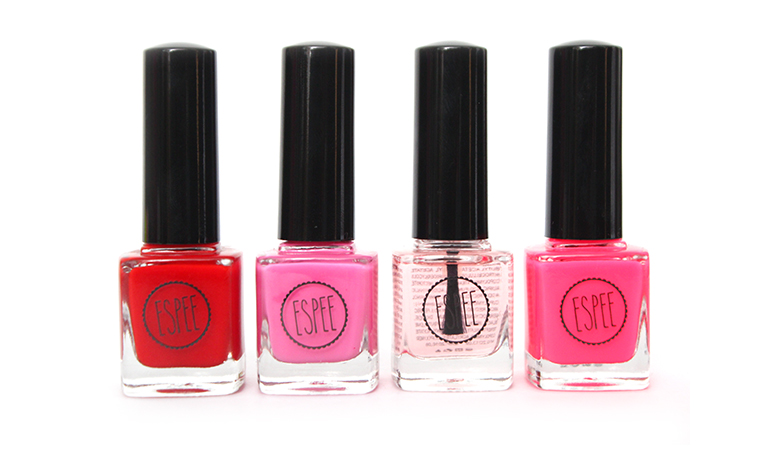 8 Gorgeous Nail Polish Colors by ESPEE