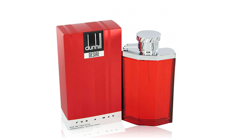 76% off, Rs 1799 only for 1 Pack of 2 Dunhill Desire Red and Blue Perfume for Men (First Copy)