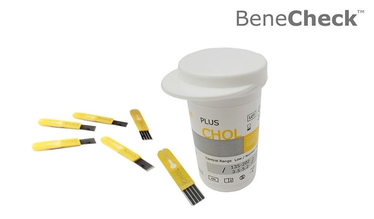 Benecheck Cholesterol 10s Test Strips